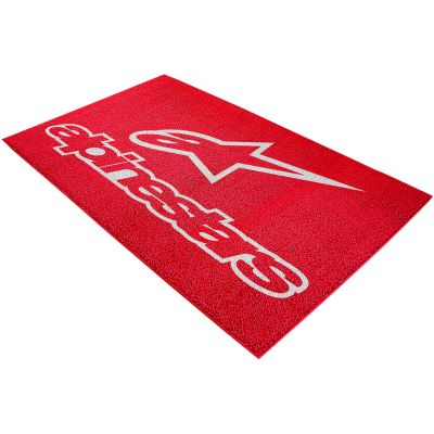 ALPINESTARS koberec ASTAR Large red