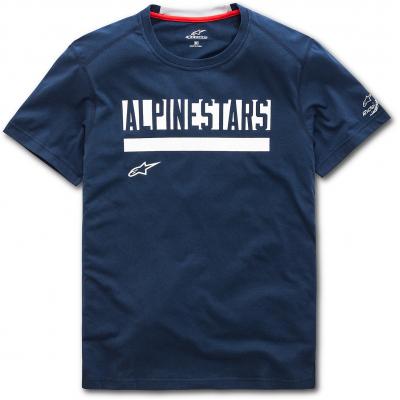 ALPINESTARS tričko STATED RIDE DRY navy