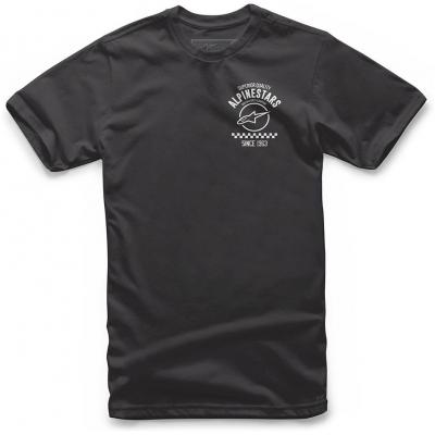 ALPINESTARS tričko FAZZTRACK black