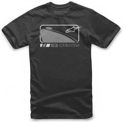 ALPINESTARS triko PETROLEUM black