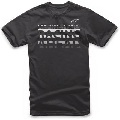 ALPINESTARS tričko RACING GRADE black