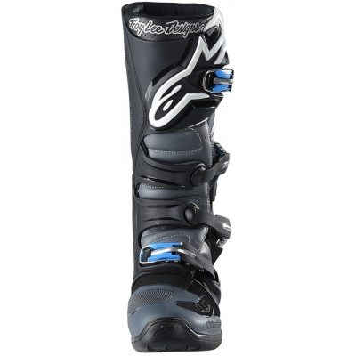 ALPINESTARS topánky TECH 7 Troy Lee Designs grey/black
