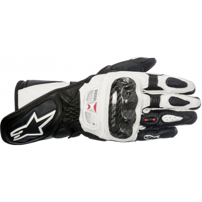 ALPINESTARS rukavice STELLA SP-1 dámske black/white - VYSTAVENÉ