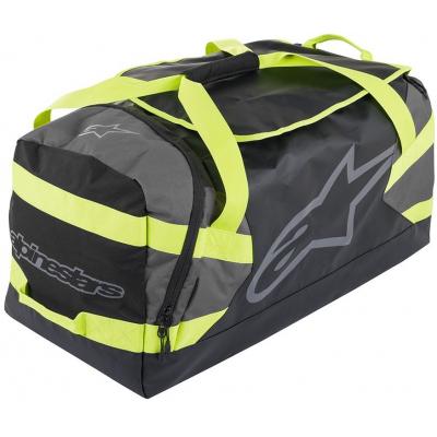 ALPINESTARS cestovná taška GOANNA DUFFLE black/anthracite/yellow fluo