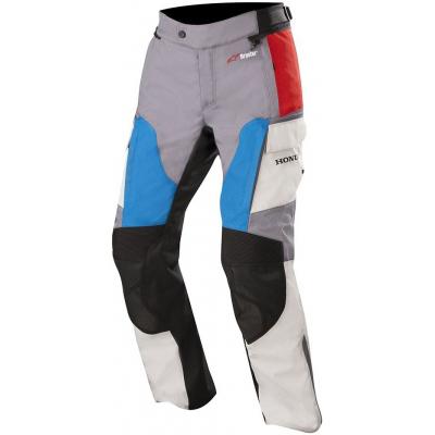 ALPINESTARS kalhoty ANDES V2 DRYSTAR Honda grey/red/blue
