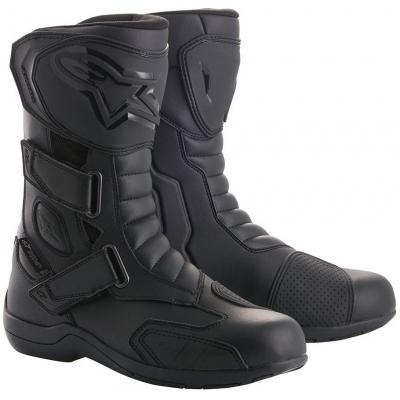 ALPINESTARS topánky RADON Drystar black