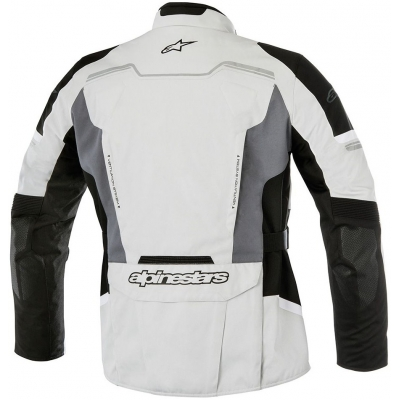 ALPINESTARS bunda ANDES V2 DRYSTAR light grey/black/dark grey