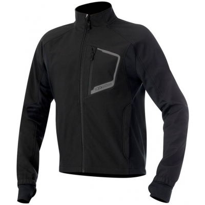 ALPINESTARS bunda TECH LAYER TOP pánská black