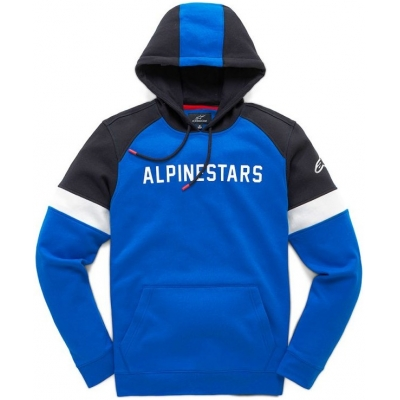 ALPINESTARS mikina LEADER bright blue