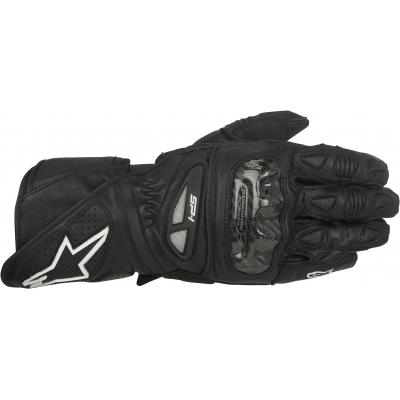 ALPINESTARS rukavice SP-1 black - POUŽITÝ