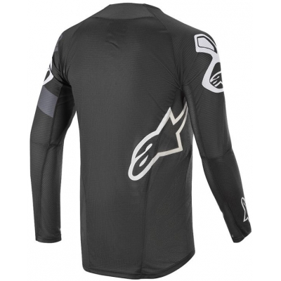 ALPINESTARS dres TECHSTAR Graphite black/antracite