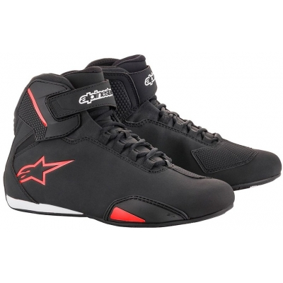 ALPINESTARS boty SEKTOR black/red
