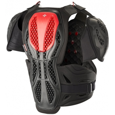 ALPINESTARS chránič hrudi BIONIC black/red