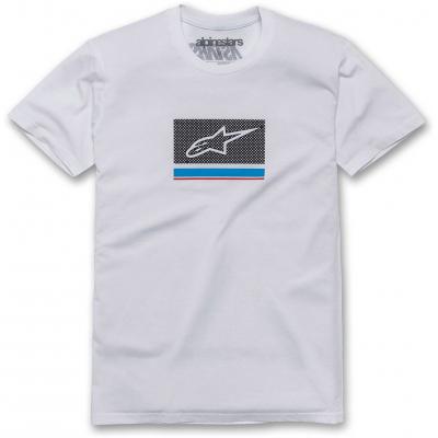 ALPINESTARS triko HYPER Premium white