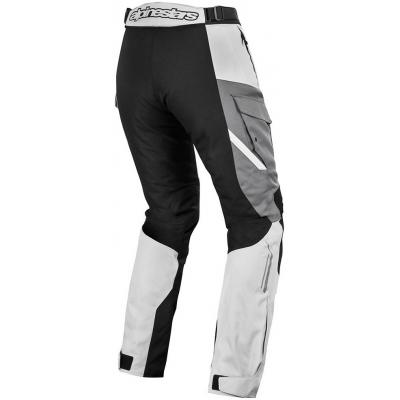 ALPINESTARS kalhoty ANDES V2 DRYSTAR dámské light grey/black/dark grey