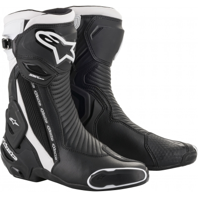 ALPINESTARS boty SMX PLUS V2 black/white