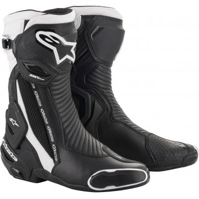 ALPINESTARS topánky SMX PLUS V2 black / white