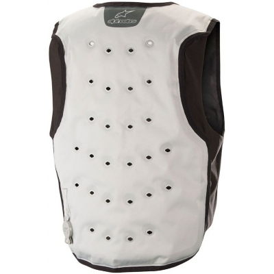ALPINESTARS chladiaca vesta COOLING VEST light gray / dark gray