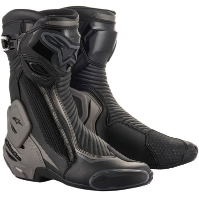 ALPINESTARS boty SMX PLUS V2 black/dark gray