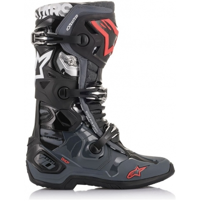 ALPINESTARS boty TECH 10 LE San Diego black/grey/red