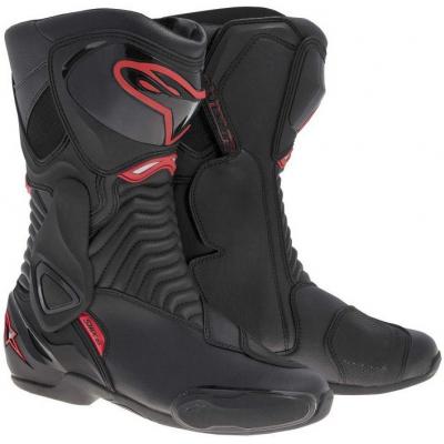 ALPINESTARS boty SMX-6 black/red