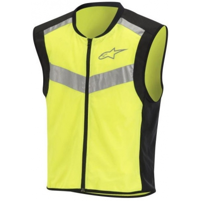 ALPINESTARS vesta FLARE black / fluo yellow