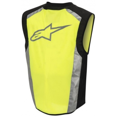 ALPINESTARS vesta FLARE black/fluo yellow