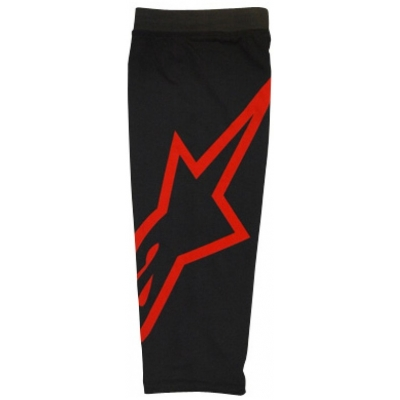 ALPINESTARS návlek KNEE SLEEVE black/red