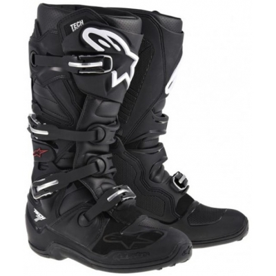 ALPINESTARS boty TECH 7 black