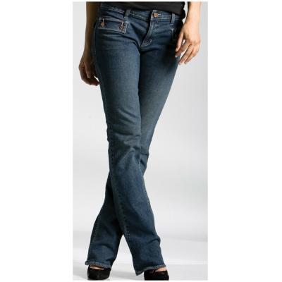 ALPINESTARS kalhoty jean STELLA BRAZIL dámské blue