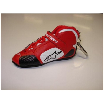 ALPINESTARS klíčenka TECH 1 red