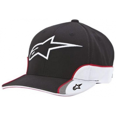 ALPINESTARS kšiltovka CHAMPION black