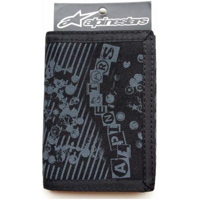 ALPINESTARS peněženka PINS black