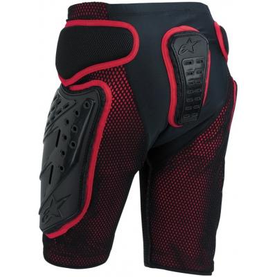 ALPINESTARS chráničové šortky BIONIC FREERIDE black/red