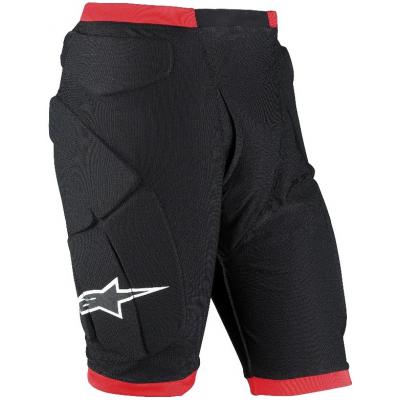 ALPINESTARS chráničové šortky COMP PRO black / red