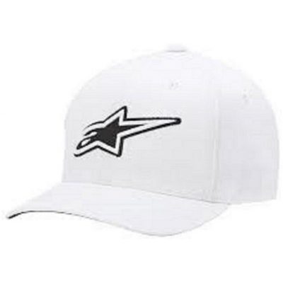 ALPINESTARS kšiltovka CORPORATE white