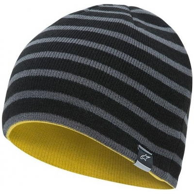 ALPINESTARS čepice TOTAL black/yellow