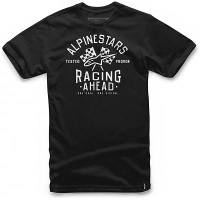 ALPINESTARS triko AHEAD black
