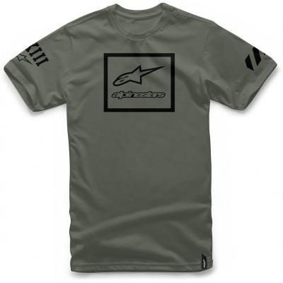 ALPINESTARS triko GRANDE military green