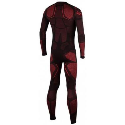 ALPINESTARS termo prádlo jednodílné RIDE TECH black/red