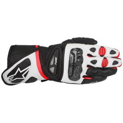 ALPINESTARS rukavice SP-1 black/white/red