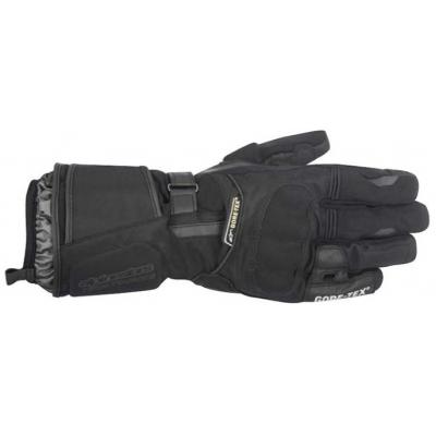 ALPINESTARS rukavice JET ROAD GORE-TEX black