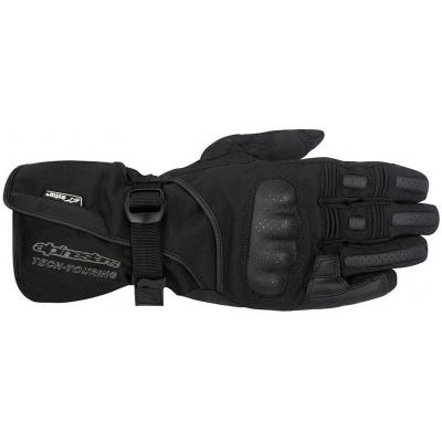 ALPINESTARS rukavice APEX DRYSTAR black