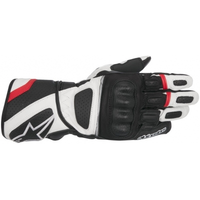 ALPINESTARS rukavice SP Z DRYSTAR black / white / red
