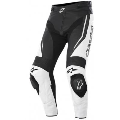 ALPINESTARS kalhoty TRACK pánské black/white