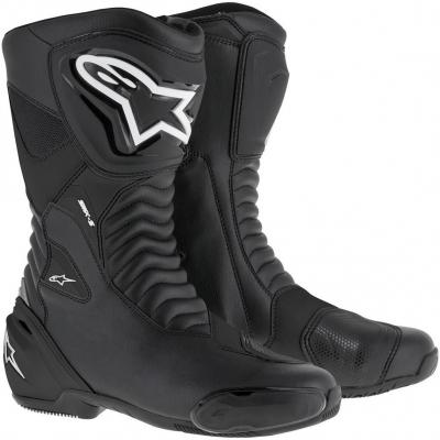 ALPINESTARS boty SMX-S black black