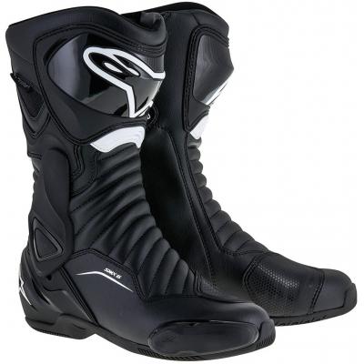 ALPINESTARS topánky SMX-6 Drystar v2 black