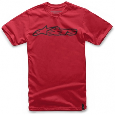 ALPINESTARS triko BLAZE red/black