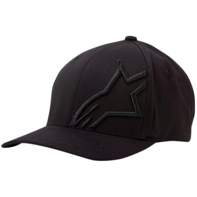 ALPINESTARS kšiltovka CORP SHIFT 2 black/black