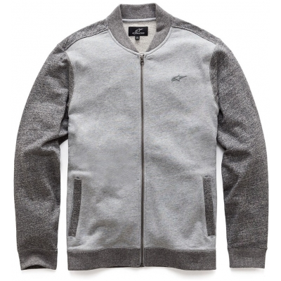 ALPINESTARS mikina ROLLER grey heather
